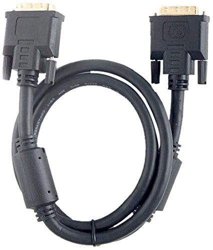 Link Depot DVI-6-DD 6' Gold Plated Dvi-D Male to Dvi-D Male Dual Link Cable