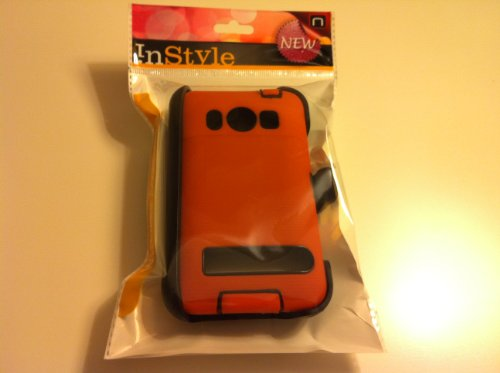 032884172047 - New Defender Case for Htc Evo 4g with Hip Holster That Doubles As a Media Stand Generic Otterbox Defender Series carousel main 7