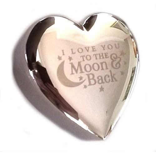 i love you to the moon back silver finish trinket box gift gifts presents ideas - Christmas Ideas For My Wife