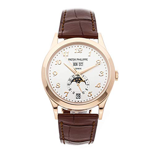 Patek Philippe Complications Mechanical (Automatic) Silver Dial Mens Watch 5396R-012 (Certified Pre-Owned)