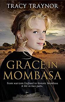 Grace In Mombasa by Tracy Traynor ebook deal
