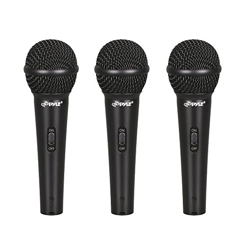 PylePro PDMICKT80 Dynamic Cardioid Microphones