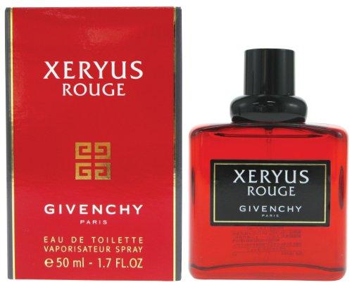 Xeryus Rouge By Givenchy For Men. Eau De Toilette Spray 1.7 Ounces