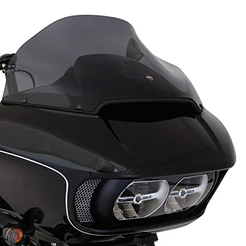 Klock Werks patented FLARE windshield for 2015 to 2019 Harley Davidson Road GLide