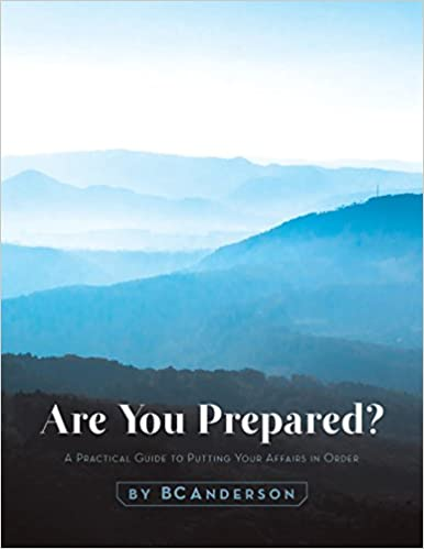 Book Are You Prepared - A Practical Guide to Putting Your Affairs in Order