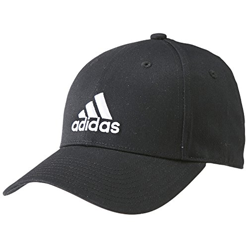 Adidas Baby Cap Performance 3-Stripes, Black(Black/White), OSFB, AJ9217