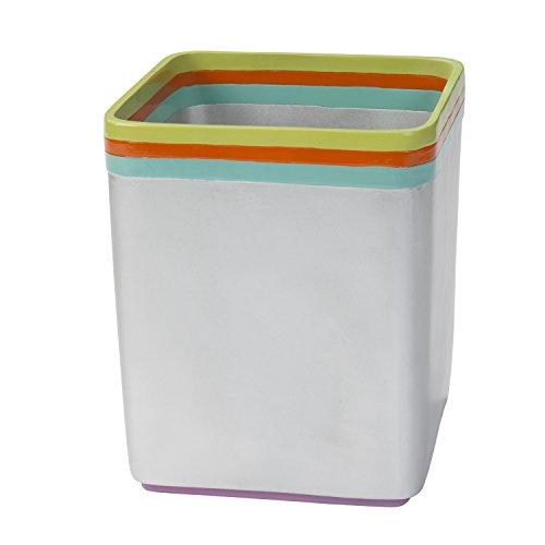Creative Bath Products All That Jazz Waste Basket