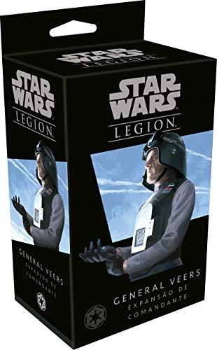 Wave 1 General Veers Expansão de Comandante, Star Wars Legion, Galápagos Jogos, Multicor