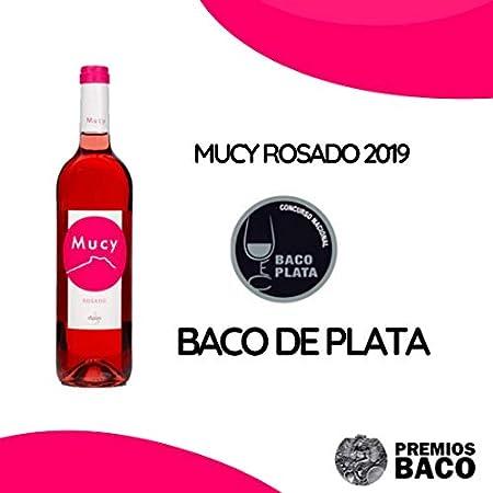 MUCY ROSADO D.O CIGALES 3x75CL BACO DE PLATA 2019 PACK DE 3