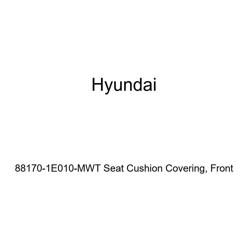 Front Genuine Hyundai 88170-1E010-MWT Seat Cushion Covering