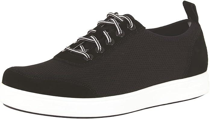 Details about  /Alegria Men/'s Stretcher Sneaker Shoe in Black Mix