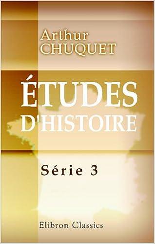 Études d'histoire epub pdf