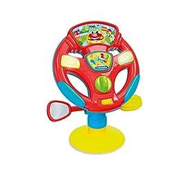 volante giocattolo per bambini - volante clementoni