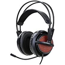 Headset Gamer Predator By Steelseries, Phw510, Preto