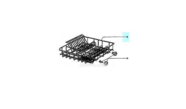 MIELE-Cesta para lavavajillas MIELE inferior: Amazon.es: Hogar
