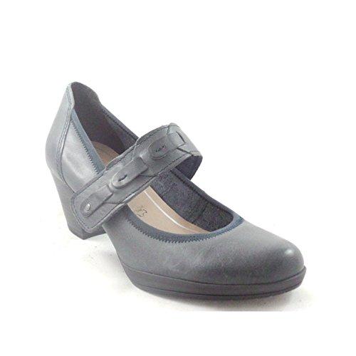 Marco Tozzi - Zapatos de vestir para mujer azul azul marino azul marino
