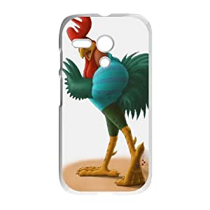 Motorola G Cell Phone Case White Robin Hood Character Alan a Dale Cenqf