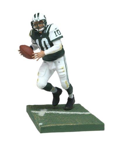 (McFarlane NFL Series 7 Chad Pennington New York Jets green jersey variation)
