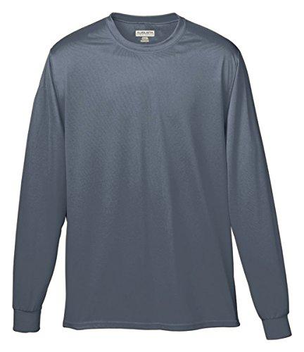 (Augusta Sportswear Wicking Long Sleeve T-Shirt, X-Large,)