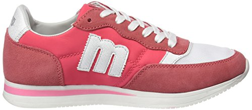 Fucsia Suede Femme Chaussures MTNG Rose Blanconilo de Maroto Fitness Fucsiarato nwYf1qz1