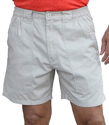 - Trod Men's Deep Pockets Short Stone 38