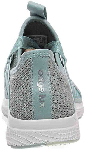 Adidas Women's Edge Lux W Running Shoe Green-green-white hc8HC8S