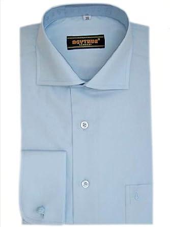 Cuello de camisa para hombre beytnur Tiburón con sobres manguito ...