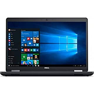 Dell Precision 3510 HD (1366 x 768) Business Workstation Laptop (Intel Quad Core i7-6700HQ, 16GB Ram, 512GB SSD, Camera, Smart Card Reader, HDMI) AMD FirePro W5130M 2GB GDDR5 (Renewed)