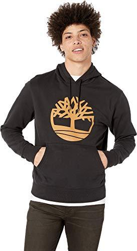 Timberland Men's Core Sweatshirt Black Tree Small