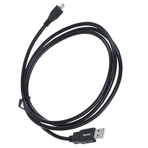 ienza Replacement Nikon Camera UC-E20 Cable Photo Transfer Cord for Nikon Digital SLR DSLR D3400 D5600 D7500 and More (See List of Compatible Models)