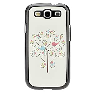 QHY Samsung S3 I9300 compatible Special Design Plastic Back Cover