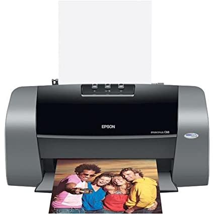 Epson Stylus C68 Printer Driver for Windows Download