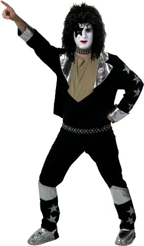 KISS Paul Stanley Starchild Costume - Standard - Chest Size 42-44]()