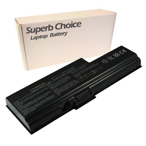 Superb Choice 8-Cell Battery Compatible with Toshiba Qosmio F50-11O