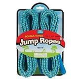 Toysmith Double Dutch Jump Ropes (colors vary) by Toysmith