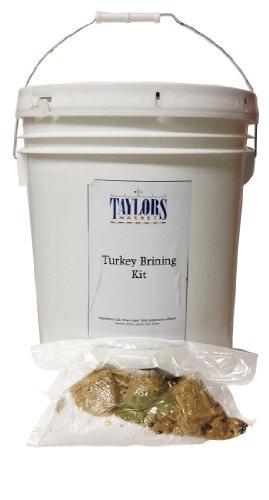 Taylor's Market Turkey Brine Brining Kit