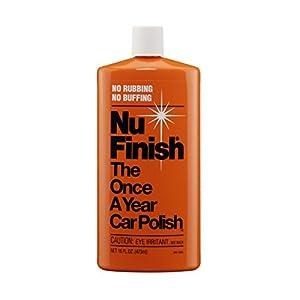 Nu Finish Liquid Car Polish