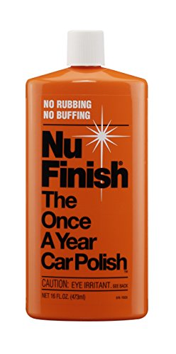Price comparison product image Nu Finish Liquid Car Polish