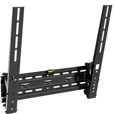 """OLLO MOUNTS: GearDrive® M 23-42"""" Tilt / Tilting Low Profile Universal TV Wall Mount Bracket"""