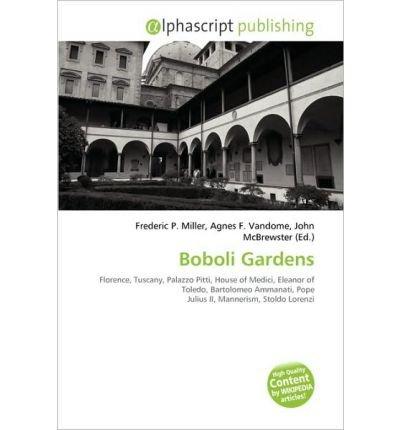 (Boboli Gardens)