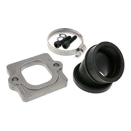 Malossi intake manifold MHR 360° 30/35mm for Piaggio 2-stroke