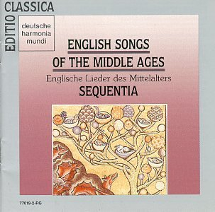 English Songs of the Middle Ages by Deutsche Harmonia Mundi (Image #1)