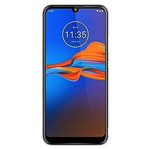 Motorola Moto E6 Plus (64GB, 4GB) 6.1″, 3000mAh Removable Battery, FM Radio, US + Global 4G LTE Dual SIM GSM Factory Unlocked XT2025-1 – International Model (Graphite, 64 GB)
