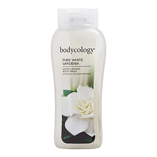Body Wash Gardenia (Bodycology Pure White Gardenia Foaming Body Wash (1 Unit),16 Ounces)