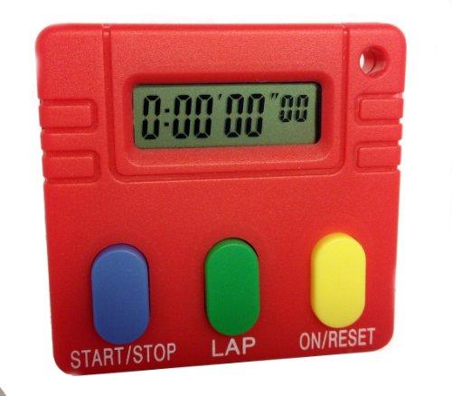 EISCO Digital Timer, 3 Button Operation, 2