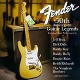 Fender 50th Anniversary Guitar Legends