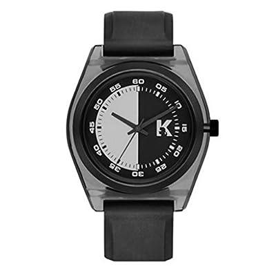 Karl Lagerfeld KL3201 Graphik Black Rubber Strap Unisex Watch