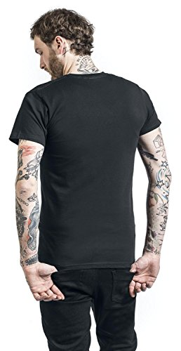 Captain America Civil War - Freedom T-Shirt schwarz XL