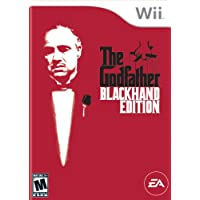The Godfather  Blackhand Edition - Wii