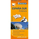 Andalucia - Michelin Regional Map 578 (Michelin Regional Maps)